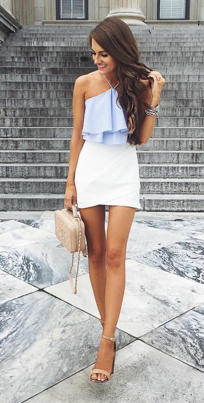 changer de style vestimentaire jeune femme trop mignonne