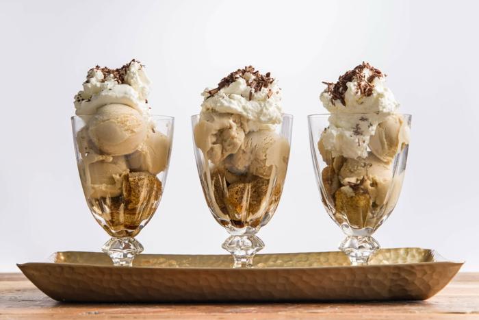 1001 id es pour une recette de glace maison originale - Recette de coupe de glace ...