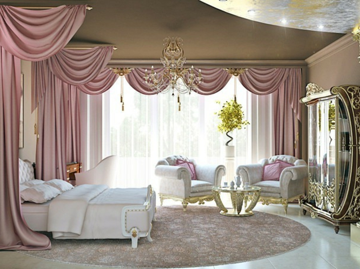 rideaux chambre adulte rideau illets occultant xcm rose poudr with rideaux chambre adulte. Black Bedroom Furniture Sets. Home Design Ideas