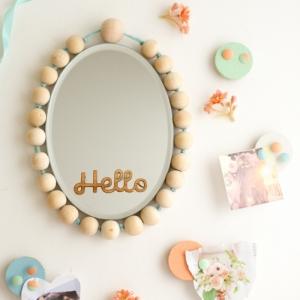 7 projets DIY créatifs réalisés avec des perles en bois