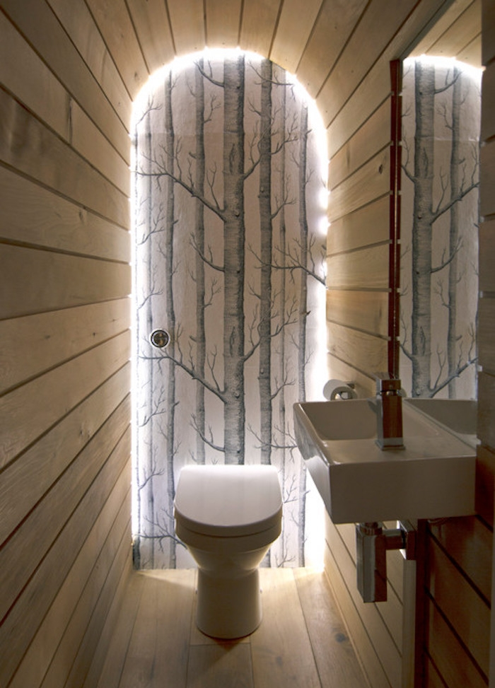 Beautiful Decoration Wc Originale Contemporary - Design Trends