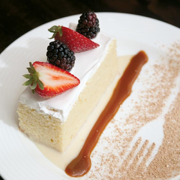 Comment présenter un dessert sur assiette inspiration fraises cool idée presentation