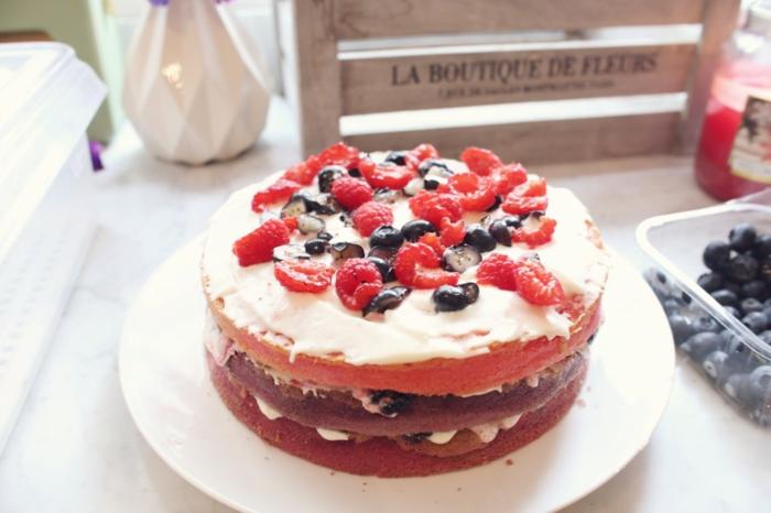Superbe presentation assiette dessert idée diy inspiration preparation