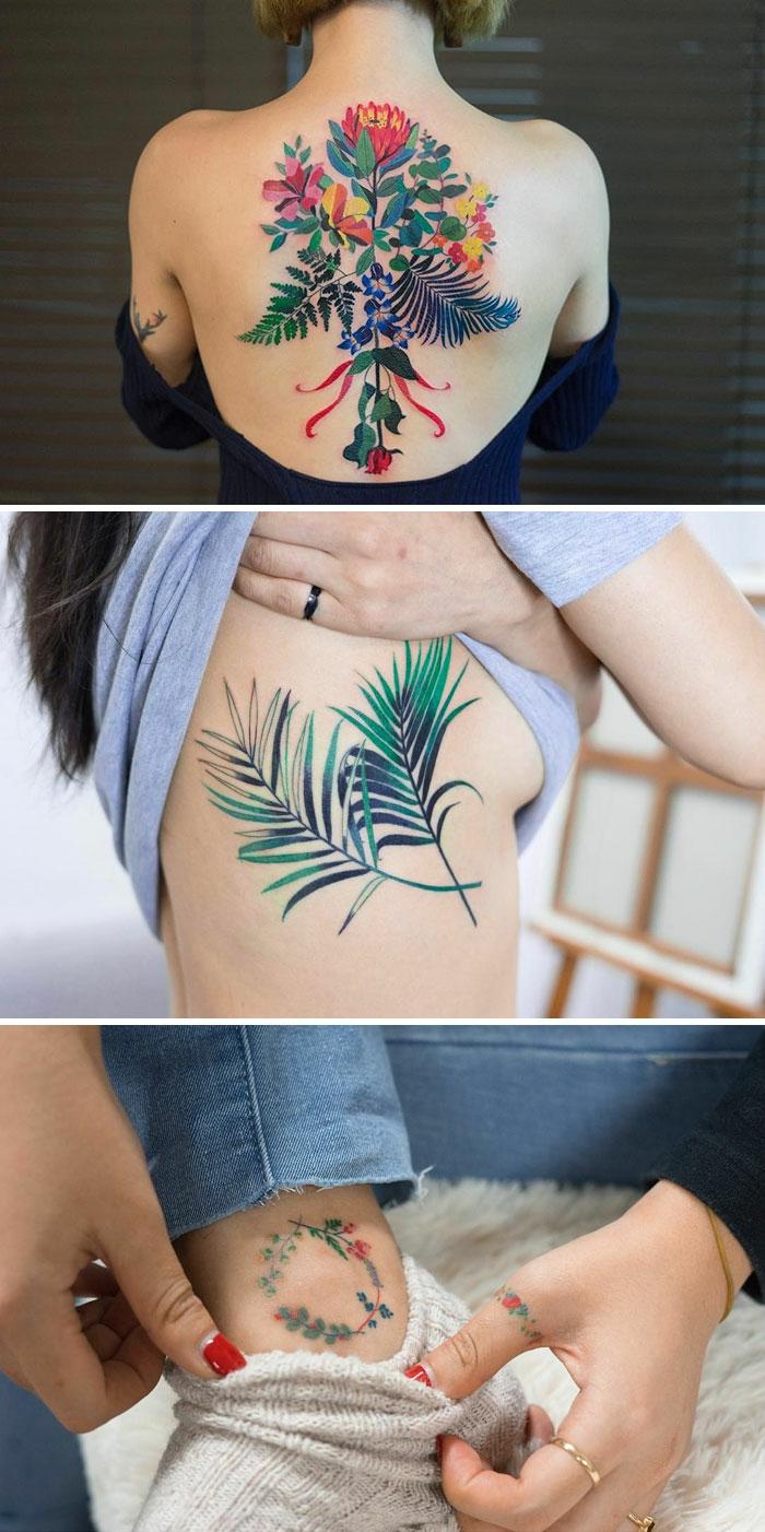 Fleur de tiaré tatouage fleurs tatouage de fleur