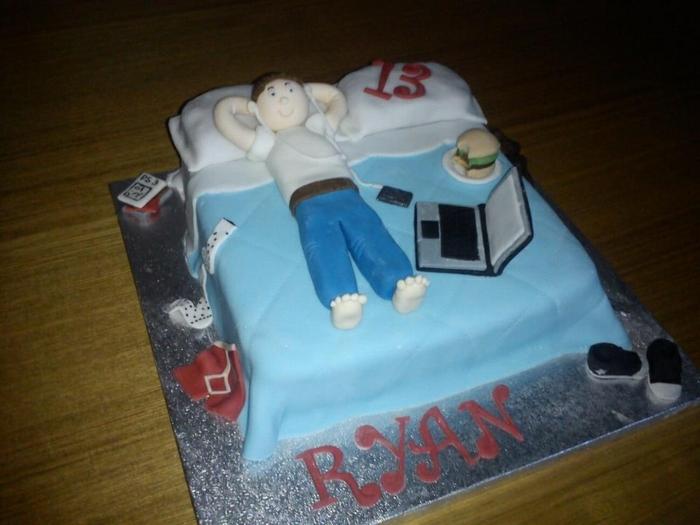 Recette pour gateau d anniversaire gâteau original pour anniversaire teen