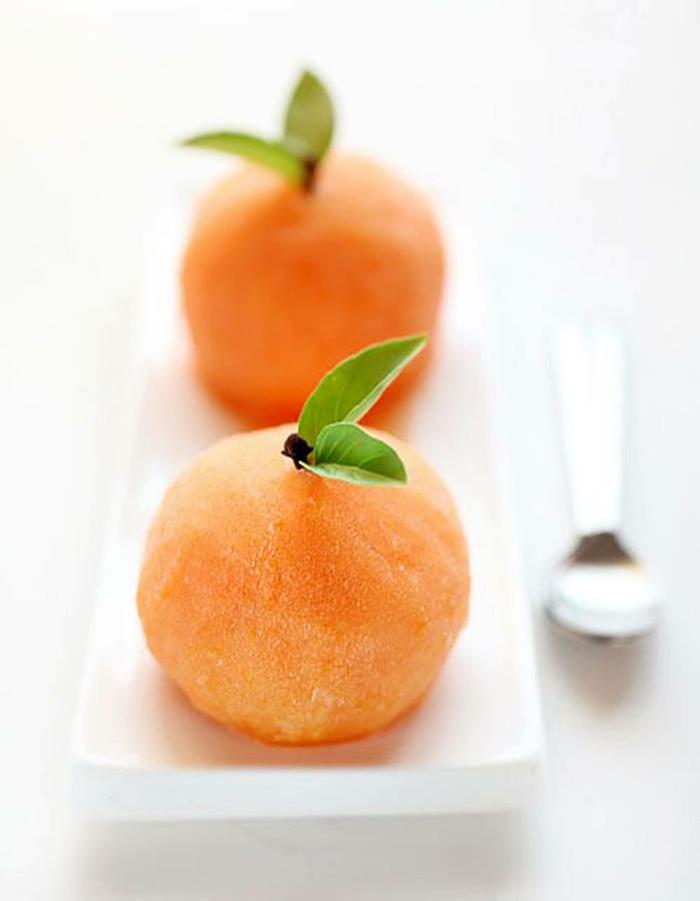 Les meilleurs desserts individuels dessert verrine glace originale