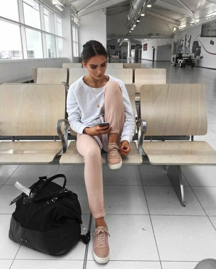Conseil comment s habiller prendre l avion