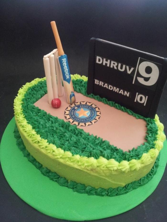 Dessert d anniversaire gateau d anniversaire original pour adulte baseball