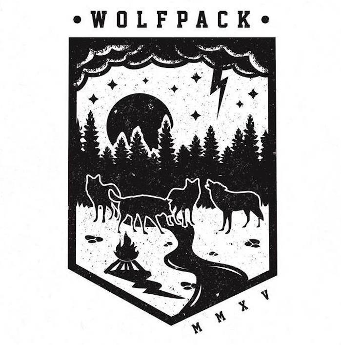 logo Wolfpack Clothing marque mode europe centrale