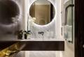 Miroir salle de bain lumineux – une solution déco brillante!