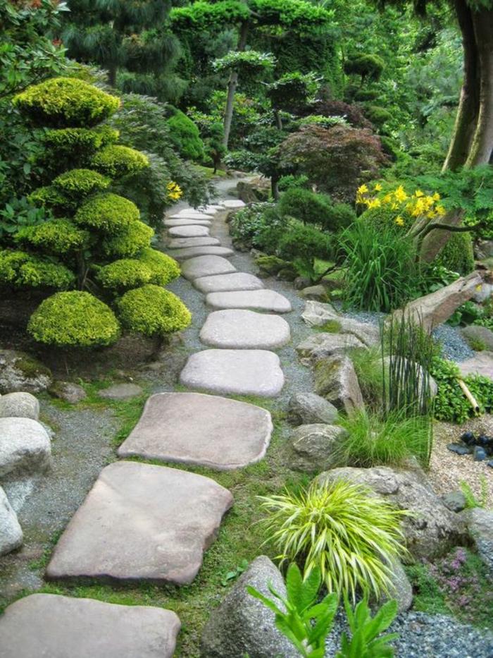Modele de jardin modele de rocaille de jardin destin - Modele de rocaille de jardin ...