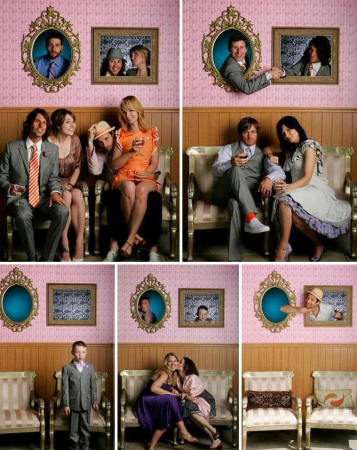 un photomaton mariage pour des séances de photos originales