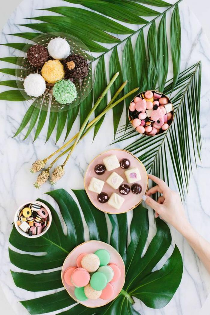 Comment présenter un dessert sur assiette inspiration