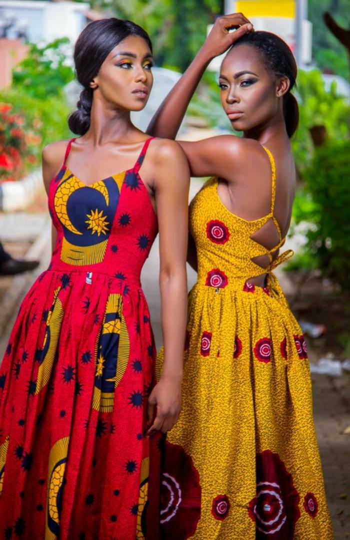 robe africaine simple. Black Bedroom Furniture Sets. Home Design Ideas
