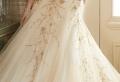 La robe de mariée couleur champagne et comment la choisir?