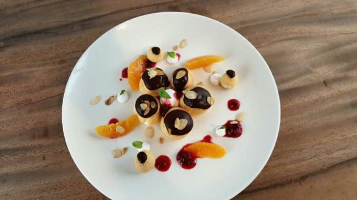 Idée de dessert quel dessert après raclette formidable eclaires