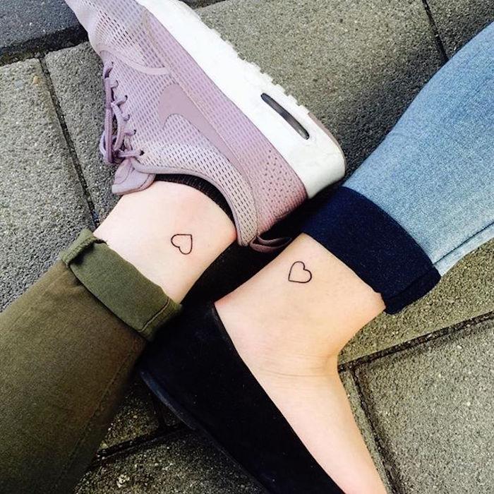 1001 Idees Tatouage Amitie Les Potes Dans La Peau