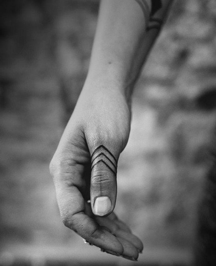 ▷ 1001+ idées | tatouage main – il n'est pas donné à tout le monde