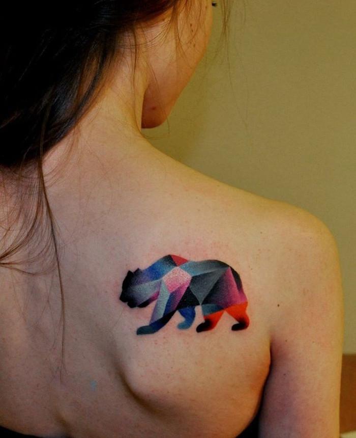 1001 Idees Tatouage Omoplate Homme Femme En 40 Idees