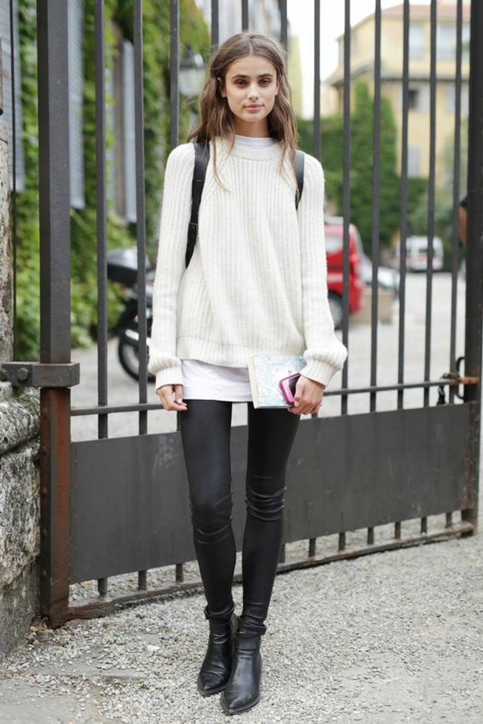tenue chic femme moderne lycée comment s habiller