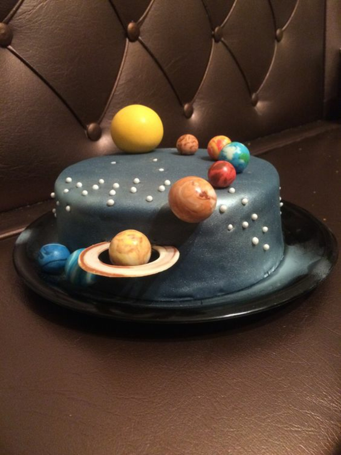 Décoration gâteau garçon gâteau d anniversaire homme astronomie