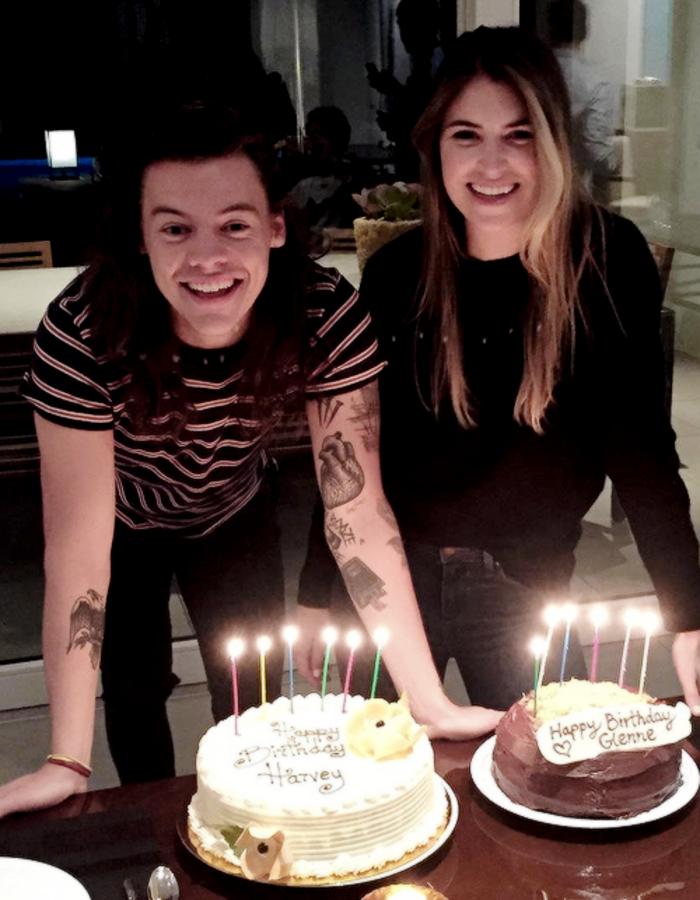 Cool gateau d anniversaire pour homme gateau pour anniversaire Harry one direction