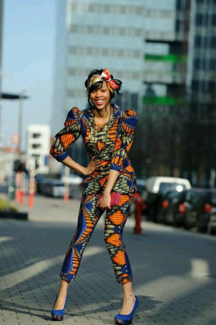 1001+ exemples de couture africaine chic de nos jours