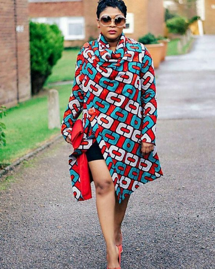 Robe Africaine Moderne >> 1001+ exemples de couture africaine chic de nos jours