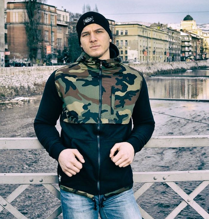 rap bosnie sarajevo hip hop artist mahala