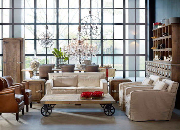 idee meubles anciens armoire office commode pharmacie vieux fauteuils en cuir