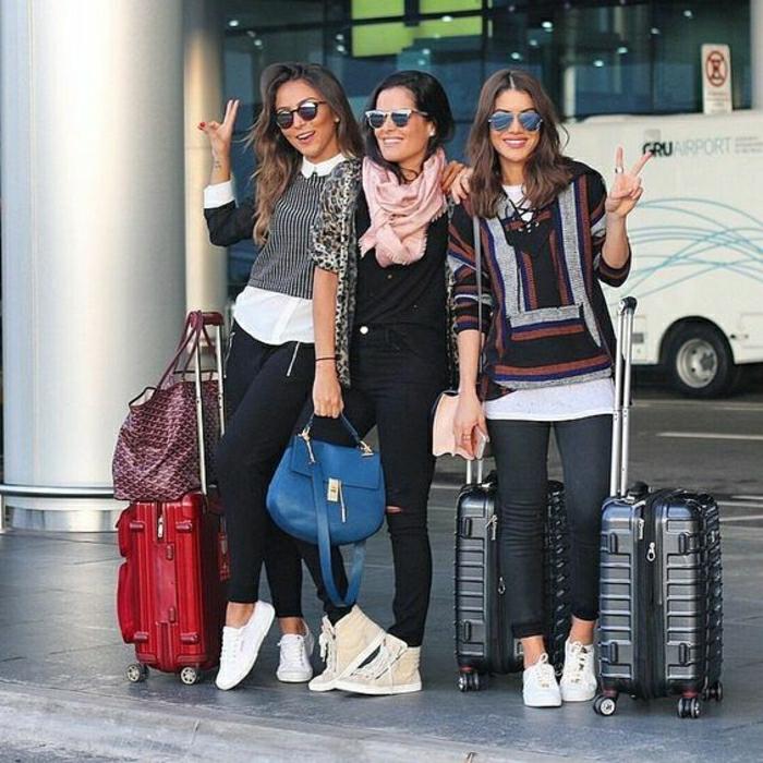 Excellente idée comment s habiller a la mode trois amies