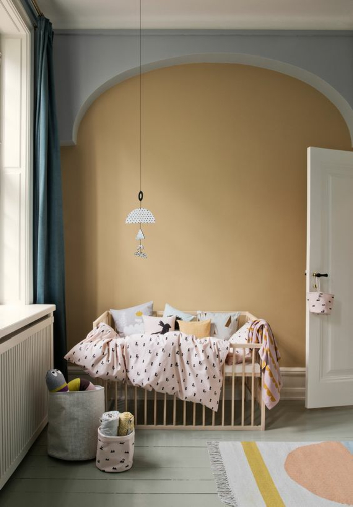 1001 id es d co pour illuminer l 39 int rieur avec la couleur ocre. Black Bedroom Furniture Sets. Home Design Ideas