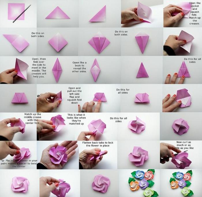Top ▷ 1001 + idées originales comment faire des origami facile LS68