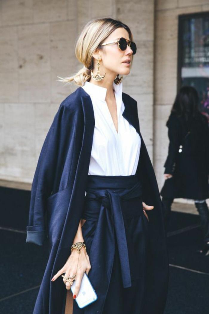 Belle tenue pour anniversaire tenue de soirée jupe longue stylée
