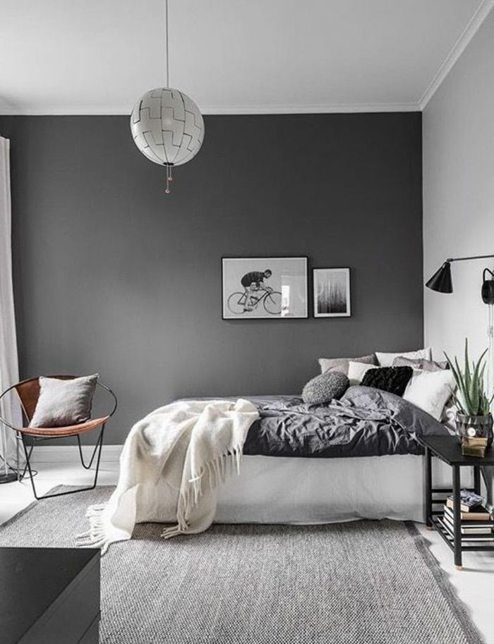 1001 id es de d cor en utilisant la couleur gris perle. Black Bedroom Furniture Sets. Home Design Ideas