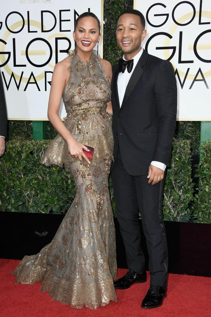 le chanteur pop et son épouse le mannequin chrissy teigen font partie de ces couples mythiques qui nous font rêver