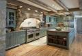 La cuisine rustique dans toute sa splendeur – 100 designs pharamineux