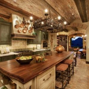 La cuisine rustique dans toute sa splendeur - 100 designs pharamineux