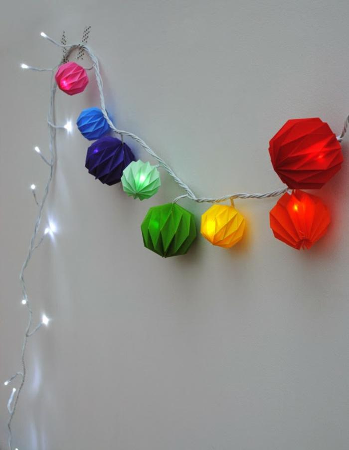 1001 id es originales comment faire des origami facile - Comment faire une enseigne lumineuse ...