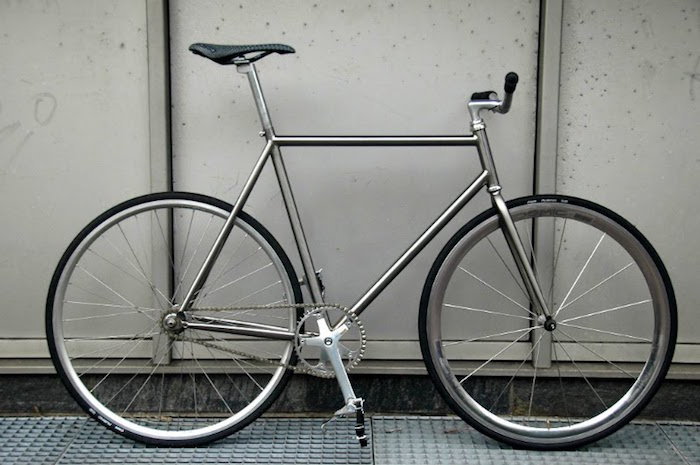 pignonfixe fixie paris singlespeed pieces fixe alu chrome cadre