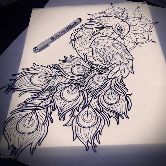 Tatouage poignet oiseau tatouage envolée d oiseaux dessin tatouage magnifique idée