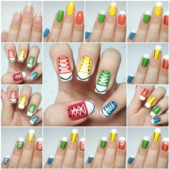 Comment faire nail art facile