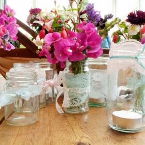 La déco avec dentelle - tutoriels et idées DIY pour une décoration élégante et raffinée