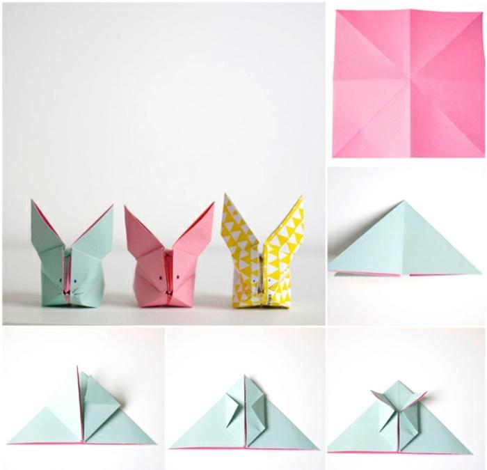 activite manuelle origami