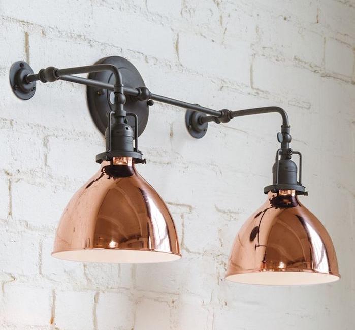 accessoires décoration salle de bain changer rénover salles eclairage design moderne