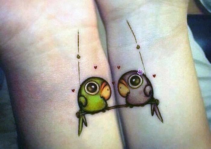 1001 id es tatouage amour ternel jusqu 39 l 39 infini - Tatouage symbole amour ...