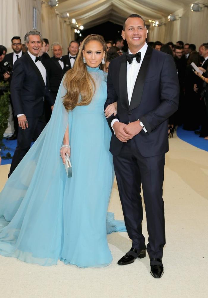 couple de stars nouvelle, Jennifer Lopez en couple avec l'ex-joueur au baseball Alex Rodriguez