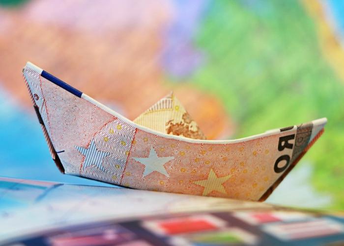 truc cool a faire quand on s ennuie, origami facile, suspension origami, papier origami, origami étoile, origami bateau