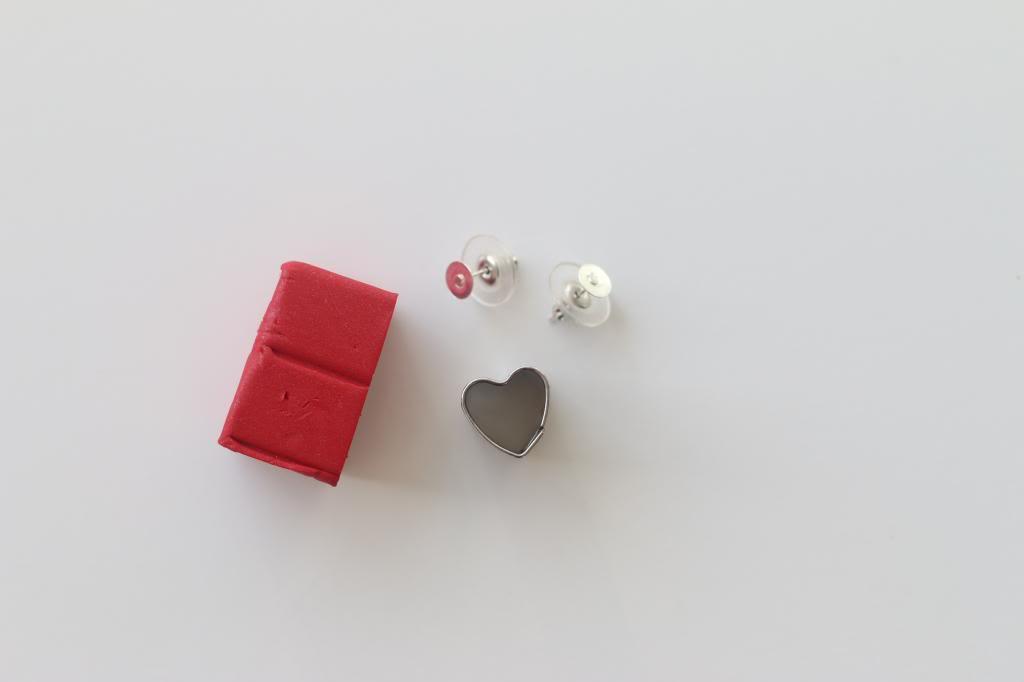 fabriquer un boucle d oreille diy, tuto pate fimo, les matériaux nécessaires pour faire un accessoire femme soi meme
