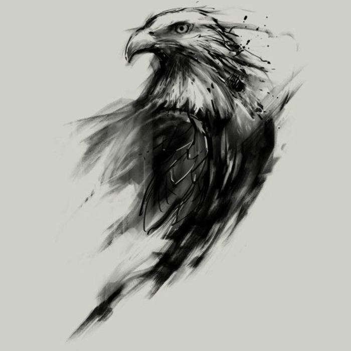 Les Meilleures Idees Pour Un Tatouage Oiseau Et Sa Signification